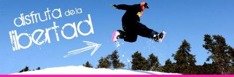 Twinboards, total libertad en la nieve !!!!