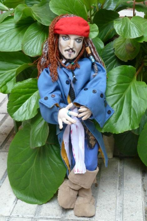 Foto de Jack Sparrow