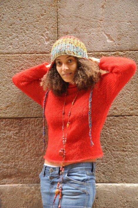Inspiración y color en sus prendas de ropa #Inspírate con Jabberwocky !!!