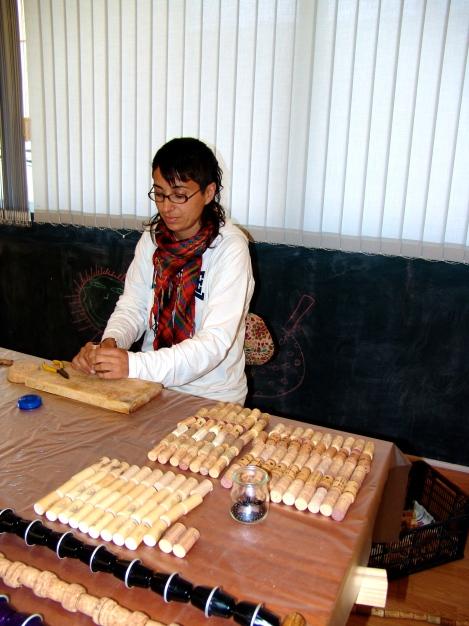 El Handmade 100% con nuestra inspiradora Yolanda de La Brújula.