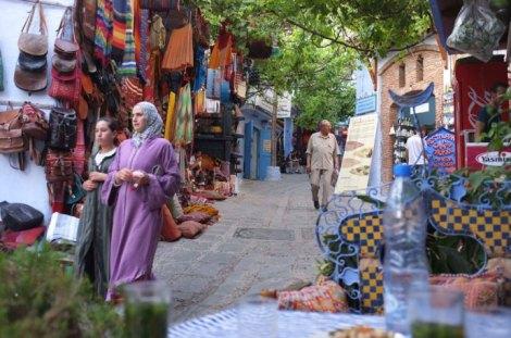 Calles llenas de color, y nuevos aromas!!!