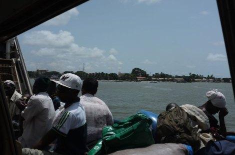 Y por fin cogimos el ferry!!!!