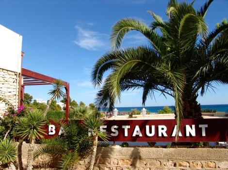 Restaurante Cala Llobeta