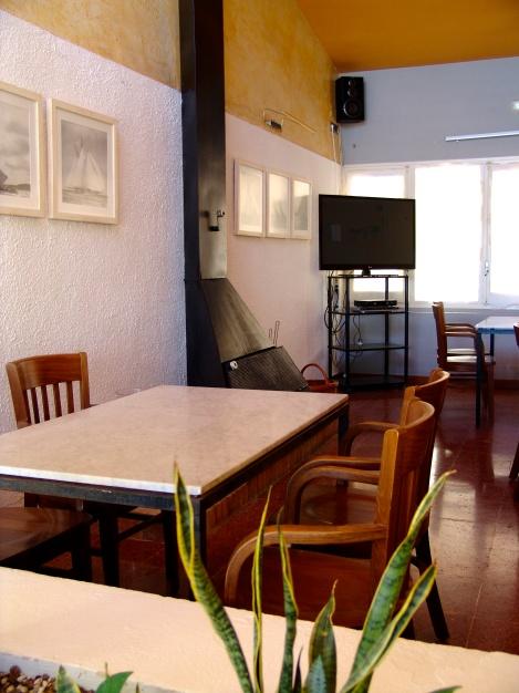 Un espacio en donde comer, hacer una reunión o simplemente pasar una tarde agradable.