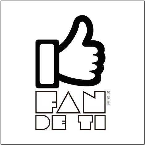 Somos Fan de Ti en quantik y ahora más con estas camisetas!!!