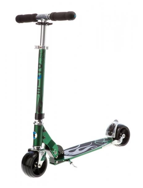 Micro Rocket Scooter, diseñado para riders juveniles !!!