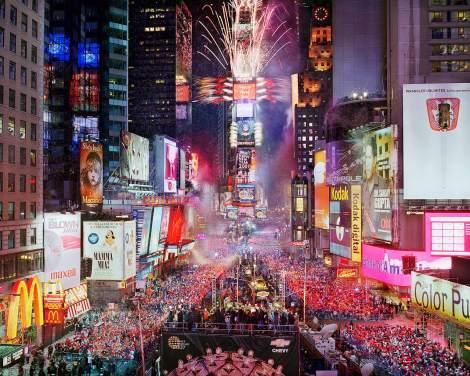 Times Square !!! la fiesta de fin de año vista por medio mundo!!!!