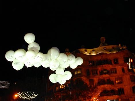 tsnb …Barcelona, Gaudí y la moda…un festival para los sentidos!!!!