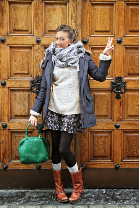 Ane y su blo Look & Chic , tendencias y moda muy cool.