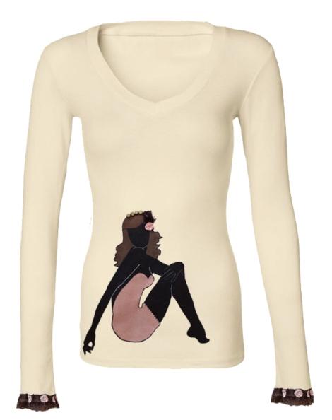 La confección así como la creación de las prendas, hacen de éstas , algo exclusivo.