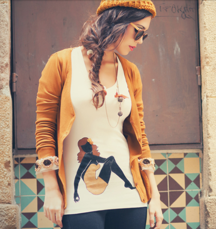 La moda más fashion con la colección pin up, marcando tendencia!!