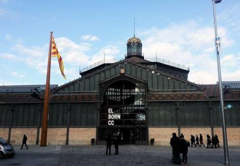 Un lugar emblemático de Barcelona para un Festival inolvidable, El centro cultural del Born !!!!