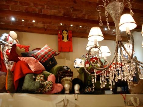 El encanto de una pequeña tienda en el Born, en donde decoración y moda se fusionan!!!