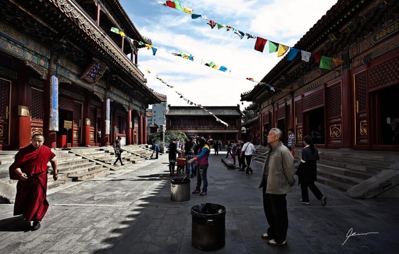 China transportada en el objetivo de nuestro artista, su visión nos acerca a lugares increíbles!!!!