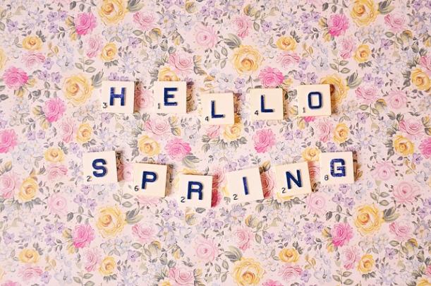 Bienvenid@s a la primavera!!!!