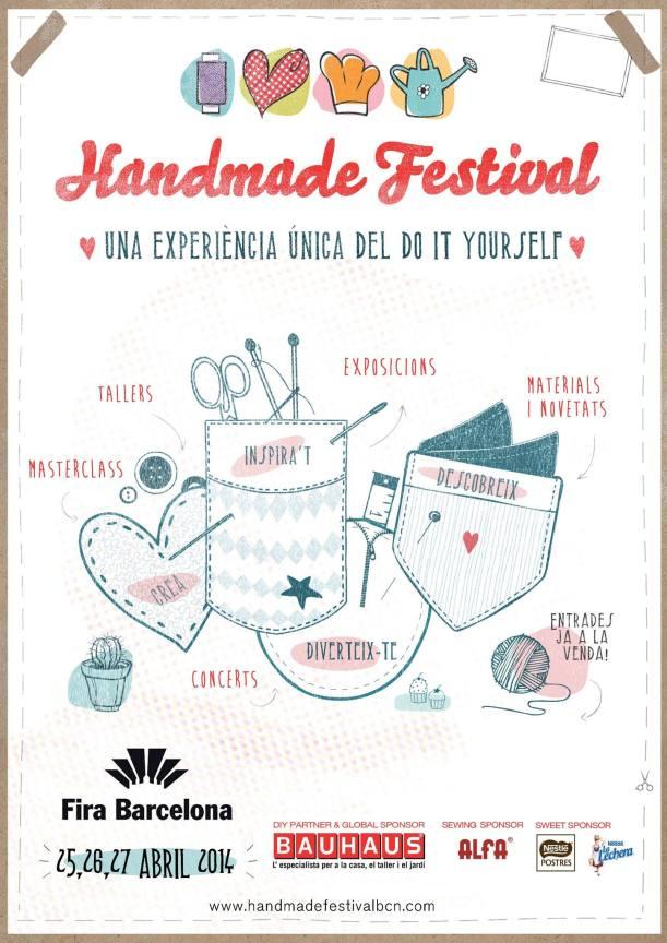 Como las obras de arte, esta es la presentación del nuevo cartel del evento!!!