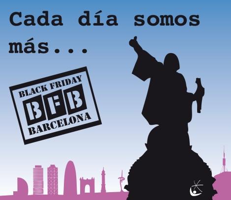 El ultimo viernes de Noviembre tiene nombre,…Black Friday Barcelona!!!