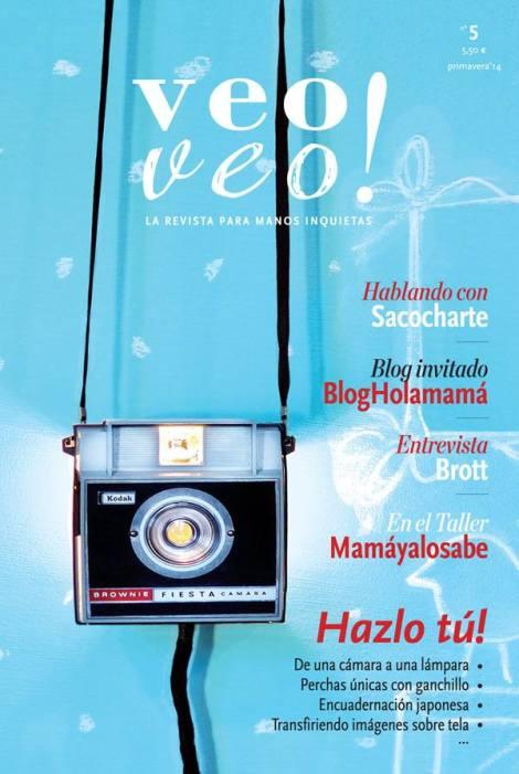 Veo Veo!!! la revista para manos inquietas.