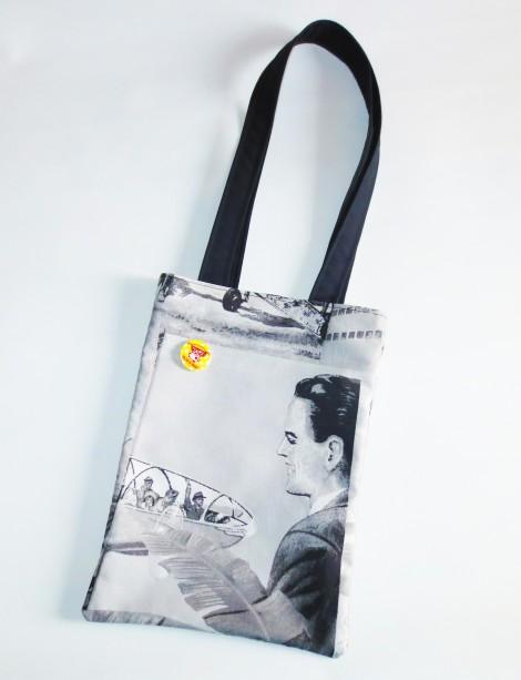 La imaginación estampada en un bolso…Elis & Bag!!!
