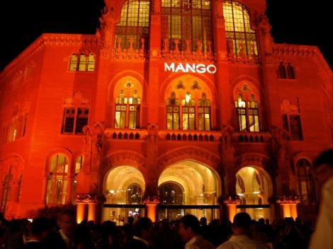 La fiesta de Mango, sin duda a la altura de las perspectivas, nos lo pasamos genial!!!
