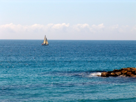Paisajes cargados de sentimientos, y un mar que esta presente en el nombre del pueblo.