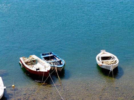 El espíritu de la pesca está presente en cualquier espacio de l´Ametlla de Mar.