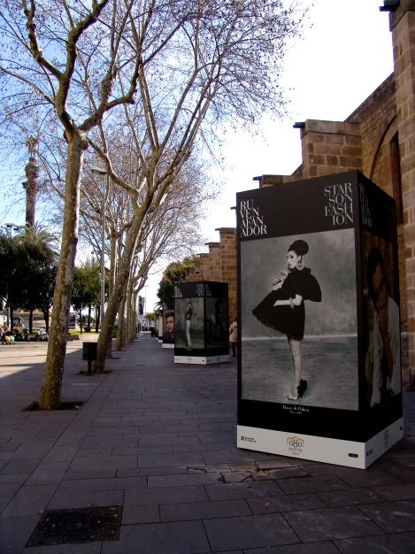 El particular paseo de la moda….los fashion cube!!!