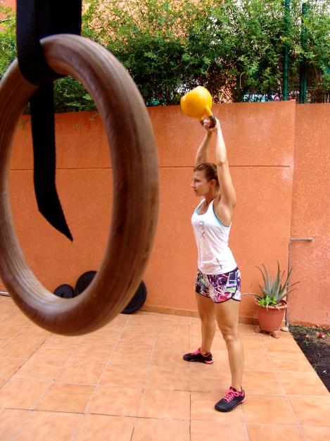 Uno de los ejercicios estrella…. American swing!!!