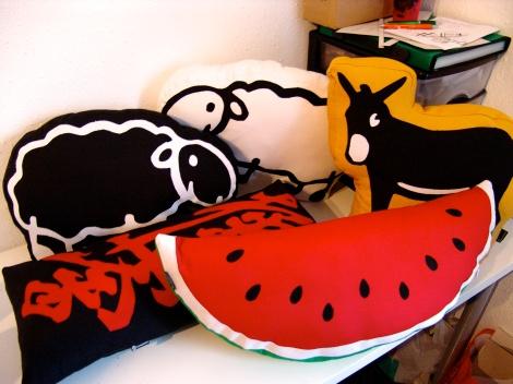Frutas, animales, logos ….